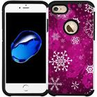 Christmas Holiday Design Case Cover for Apple iPhone 7 Plus / iPhone 8 Plus