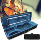 4/4 Full Size Electric Violin & Carry Box Fiddle Bow Headphone Cable Cushioning