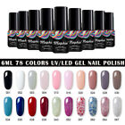 Maphie UV Color Series Lacquer Nail Gel Polish Nail Art Varnish Led DIY Gift 6ml $1.37 USD
