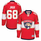 Reebok Jaromir Jagr Florida Panthers Red Home Premier Player Jersey NHL