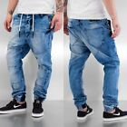 Just Rhyse Cool Straight Fit Jeans Medium Blue