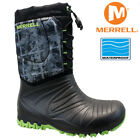 LADIES MERRELL WINTER SNOW MOON MUCKER WATERPROOF WELLINGTON WELLIES BOOTS SHOE