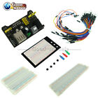 400/830Point MB102 Breadboard 1660 Power Supply module W Jump Wire For Arduino