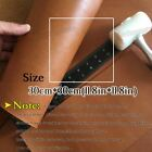 1.8-2mm Thick light Brown Leather Pieces Craft Vintage Cow hide Scrap