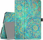 "For iPad Air 2 A1566 A1567 9.7"" Folio Case Smart Stand Cover Auto Sleep / Wake"