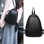 Women's Faux Leather Small Backpack Rucksack Daypack Travel Bag Purse Cute