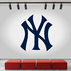 New York Yankees Logo Wall Decal Baseball Sports Sticker Decor Vinyl MLB CG170 on Ebay