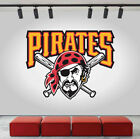 Pittsburgh Pirates Logo Wall Decal Sports Sticker Decor Vinyl MLB CG177 on Ebay