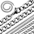 1 Stainless Steel Chain Necklace Chain Link Men Jewelry Small or Massive Hip Hop