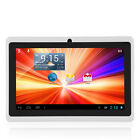 7  Inch Tablet PC Android 4.4 1024*600 Quad Core 512MB RAM 8GB ROM Bluetooth 4.0