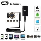 Wifi Waterproof Spy 8.0 mm camera LED Endoscope inspection for Apple iPad Pro