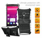For Nokia Models Shockproof Tough Strong Case w/ Stand & Stylus Pen