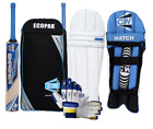 SMASHER Batting Cricket Kit Blue 4 Gears Match Training Set For 7 to 13 & Above