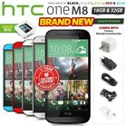 red htc - New Factory Unlocked HTC One M8 Black Red Gold Silver Blue 16 32GB Android Phone