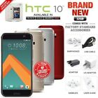 New Sealed Factory Unlocked HTC 10 Black Silver Gold Red 32GB Android Smartphone
