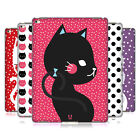 HEAD CASE DESIGNS CATS AND DOTS HARD BACK CASE FOR APPLE iPAD