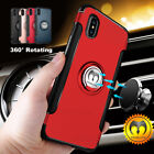 Внешний вид - For iPhone X 8 7 6S 6 iPhone8 Plus Ring Stand Shockproof Rugged Slim Case Cover