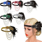 1920s 1930s Flapper Headband Party Accessories Great Gatsby 20s 30s Prom Dresses