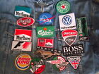 Biker Motorcycle Club Patch Patches Iron Sew On Jeans Jacket Embroidered Logo $2.5 USD