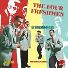 THE FOUR FRESHMEN - GRADUATION DAY: FOUR COMPLETE ALBUMS USED - VERY GOOD CD