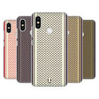 HEAD CASE DESIGNS SCARF INSPIRED HARD BACK CASE FOR XIAOMI PHONES