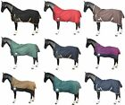 Lightweight No Fill Turnout Horse Rug Waterproof Half Neck Teflon Coated Sizes