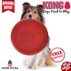 KONG Classic Dog Toy Frisbee Extreme Rubber Flyer Large Small Fetch Flying Disc