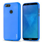 J&D Huawei Honor 7X [Slim Cushion] Jelly Protective Cover Case
