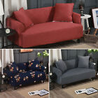 AU ! 1 2 3 Seater Stretch Elastic Slipcover Sofa Cover Couch Furniture Protector