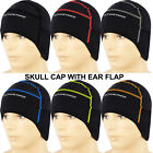 Cycling Skull Cap Bike Motorbike Under Helmet Roubaix Thermal Ear Cover One Size