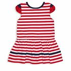 NEW FLORENCE EISEMAN TODDLER'S & LITTLE GIRL'S STRIPED FIT-&-FLARE DRESS