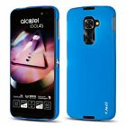 J&D Alcatel Idol 4S [Slim Cushion] Jelly Protective Cover Case