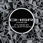 Fused Clapton pre-made coils ( 4 pcs. )