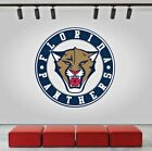 Florida Panthers Logo Wall Decal Ice Hockey Sports Vinyl Sticker NHL CG214 $25.95 USD on eBay