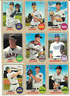 2017 Topps HERITAGE HIGH NUMBER BASE 501-700 PICK FROM LIST COMPLETE YOUR SET