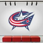 Columbus Blue Jackets Logo Wall Decal Ice Hockey Sports Vinyl Sticker NHL CG215 $25.95 USD on eBay