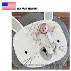 New Soft Cotton Baby Kids Game Gym Activity Play Mat Crawling Blanket Floor Rug