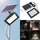 54 / 150 LED Solar Power Flood Spot Light Outdoor Garden Yard Security Lamp US