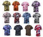 T-Shirt Camouflage Camo  Rothco Military Style image