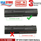 for HP Pavilion DV4 DV5 DV6-1000 CQ40 CQ60 CQ61 484170-001 HSTNN-LB72 Battery