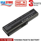 Laptop Battery for Toshiba Satellite C650D C655D P755 L630 A665D