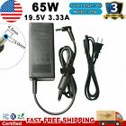 serie v streaming - 19.5V 65W 3.33A AC Adapter Charger for HP 15-A 15-F 15-D 15-G Series TouchSmart