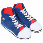 Chicago Cubs High Top Sneaker Slipper Shoes - MLB