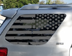 tf2 decal - 4Runner USA Flag Decals for Rear windows 2 Pcs Fits 2010-2018 Toyota 4Runner TF2