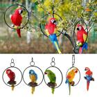 Simulation Resin Parrot Home Decoration Handicrafts Animal Bird Garden Model