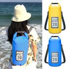 20L Outdoor Drifting Water Resistant Roll Top Dry Backpack Float New