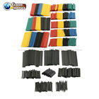 127/328PCS 2:1 Polyolefin Heat Shrink Tube Sleeve Wrap Wire Assortment 7/8Size