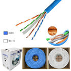 cat 5 cat 6 cable - 1000FT CAT6 23AWG CAT5E 24AWG UTP Ethernet Network Cable CAT5 RJ45 LAN Bulk Box