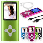 mp4 music video - 2G- 128GB MP3 MP4 Digital Music Player Walkman FM Radio Video Games Movie Lot
