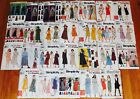 Внешний вид - U PICK! Easy Vtg 80's-90's JUMPER DRESS Sew Patterns Sz 4-44 Plus Size ~ UC